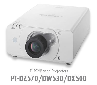 Pt Dz570 Series Panasonic Projector Product Database Panasonic Global